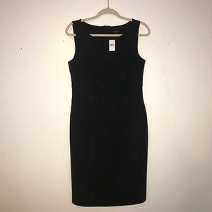 Black Ann Taylor Dress